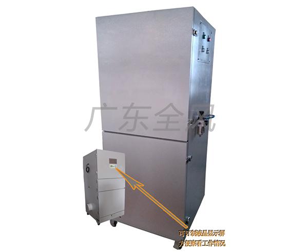 电子脉冲反吹工业集尘器